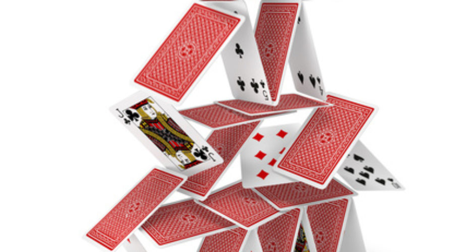 FINRA's house of CARDS falls
